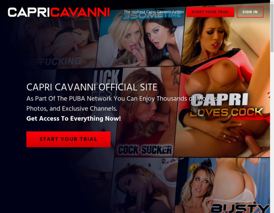 Capri cavanni full premium July 2020