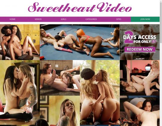 Sweetheart video premium members
