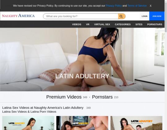 Latin adultery premium July 2020