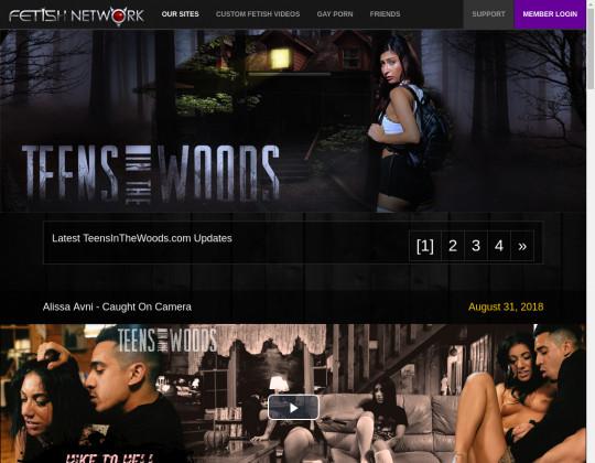 Teensinthewoods.com passwords