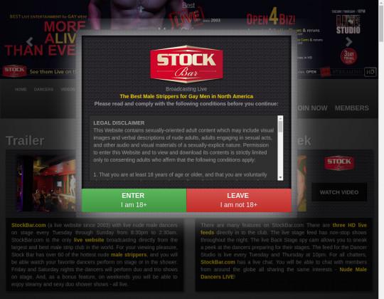 Stockbar.com passwords