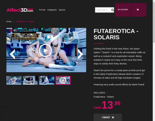 Login premium Futaerotica – solaris
